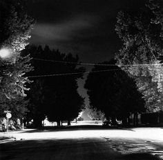 & Nights, Walking: On the Colorado Front& Robert Adams. Summer Nights, Walking: On the Colorado Front Robert Adams Photography, Night Photography, Street Photography, Le Colorado, Longmont Colorado, Diane Arbus, Robert Doisneau, New Jersey, Classic Photographers