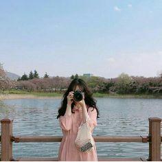Korean Girl Photo, Cute Korean Girl, Asian Girl, Mode Ulzzang, Ulzzang Korean Girl, Korean Aesthetic, Aesthetic Girl, Tmblr Girl, Girl Korea