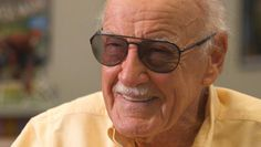 Stan Lee - ​The creator of such superheroes as Spider-Man, The Avengers and The Fantastic Four is a superhero himself to legions of comic book fans