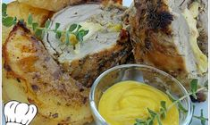 ΨΑΡΟΝΕΦΡΙ ΓΕΜΙΣΤΟ ΦΟΥΡΝΟΥ!!! - Νόστιμες συνταγές της Γωγώς! Greek Cooking, Christmas Cooking, I Want To Eat, Greek Recipes, Mashed Potatoes, Main Dishes, Grilling, Pork, Food And Drink
