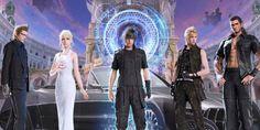 #Tecnología - Nuevos personajes en Final Fantasy XV y episode Ardyn