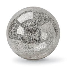 Regina Andrew Blown Mercury Glass Spheres The Mercury Glass Spheres by Regina Andrew are a beautiful home accent with a mystical feel. Available in four sizes, pair these decorative accessories in a g