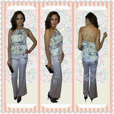 E a Calça Flare já está no Mania de Sophia te esperando. Também na cor preta! www.maniadesophia.com.br.