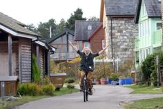 IT BEGAN as a caravan park in Morayshire in 1962 but as the Findhorn settlement turns 50 today  Frances Anderson visits the eco-village that has led the way in sustainable and spiritual living.