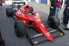 F1 Racing, Racing Team, Jody Scheckter, 24 Hours Of Daytona, Alain Prost, New Ferrari, Italian Grand Prix, Michael Schumacher, Formula One