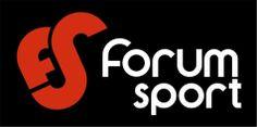 Forum Sport es una marca de un comercio de venta de material deportivo, hace referencia al foro romano como centro de la comunidad romana donde se encontraba todo. Haciendo entender que sus instalaciones son lugar de reunión de los amantes del deporte y que todo lo relacionado con el se encuentra allí.
