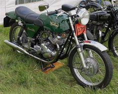 Norton Commando - beautiful!