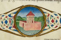 De re rustica, MS M.139 fol. 109r - Images from Medieval and Renaissance Manuscripts - The Morgan Library & Museum