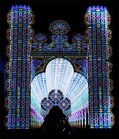 2012 Light Festival – Ghent, Belgium | Inspiration Grid | Design Inspiration