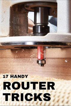 17 of our most popular router tips Popular Woodworking Magazine Woodworking for . - 17 of our most popular router tips Popular Woodworking Magazine Woodworking for …, - Router Woodworking, Woodworking Magazine, Woodworking Techniques, Popular Woodworking, Fine Woodworking, Router Jig, Woodworking Classes, Wood Router, Router Table