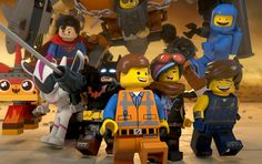Characters of The LEGO® Movie 2 star in new DFS Winter Sale campaign Beau Film, Emmet Lego, Lego Ninjago, Lego Batman, Lego Marvel, Sale Campaign, Lego Movie 2, Cool Lego, The Good Old Days