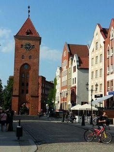 Elbląg - Old Town - Market Gate