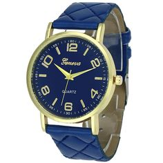Relojes Mujer 2016 Geneva Quartz-Watch Women Casual Wristwatch Clocks Men' Pu Leather Band Watches Relogio Masculino Wholesale Tag a friend who would love this! FREE Shipping Worldwide Get it here ---> http://www.wardobeat.com/relojes-mujer-2016-geneva-quartz-watch-women-casual-wristwatch-clocks-men-pu-leather-band-watches-relogio-masculino-wholesale/