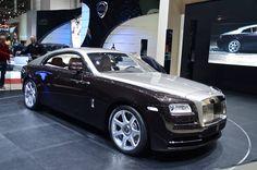Primeurs autosalon Geneve 2013  ( Rolls Royce )