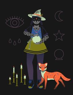 Witch Series: Crystal Ball by Camille Chew