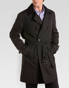 Mens Single Breasted Duffle Coat Detachable Double Lapels Regular Fit Wool Trench Coat Winter Warm Long Business Jacket Quilted Jacket Peacoat Tweed Overcoat with Multiple Pockets