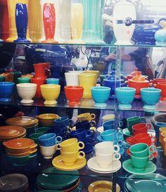 by popular demand: Fiestaware