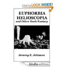 Even more shameless self-promotion. Here's my second book, a collection of short stories written over the course of nearly two decades. If you're a fan of horror, humor, psychological suspense, nightmares, zombies, dark gods, and other things that go BUMP! in the night, then you'll get a kick out of these stories.