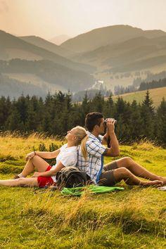 Durchatmen und die Natur genießen bei einer Wanderung im Naturpark Almenland #almenland #naturparkalmenland #wandern  Foto (c) B. Bergmann Couple Photos, Couples, Pictures, Biking, Hiking, Summer, Couple Shots, Couple Pics, Couple Photography