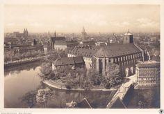 Panorama Wrocławia z wieży katedry. Lata 1928-1930