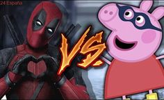 DEADPOOL VS PEPPA PIG !! | CRAZY BATTLE | KRONNO ZOMBER | ( Videoclip Oficial )