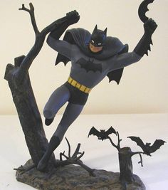 MODEL FACTS  Name: Batman   Manufacturer: Aurora  Scale: 1/8  Year Manufactured: 1984  Year Built: 1999