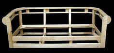 Resultado de imagen para chesterfield sofa frame plans