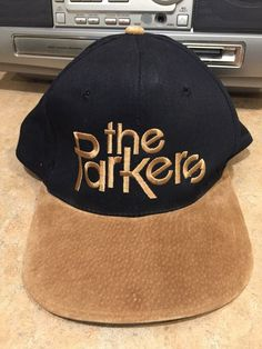 1ffbbbea1dec The Parkers moesha tv show hat promo bet upn strapback vtg 90s #fashion  #clothing