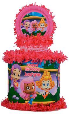 Bubble Guppies Girls pinata
