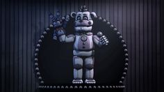 Funtime Freddy Performing by TheSuperjohn702