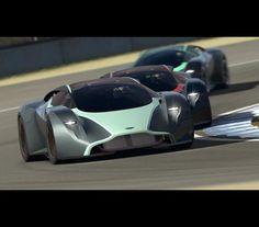 Aston Martin e Red Bull