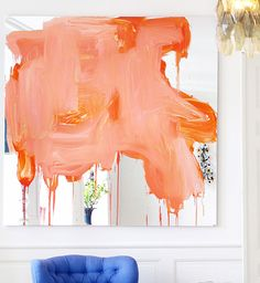 iiiinspired: nice idea for a crafty weekend _ mirror painting
