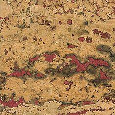 Cherry Cork Wall Tile