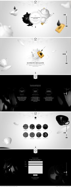 contrast, black, white