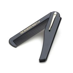 002 – the bearded man company #gents #folding beard comb #handmade,  View more on the LINK: http://www.zeppy.io/product/gb/2/152284193956/
