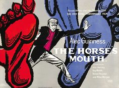 The Horses Mouth (UK) 30x40 Movie Poster (1959)