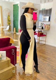 Winter Fashion Outfits, Fall Outfits, Casual Winter Outfits, Autumn Fashion, Black Girl Fashion, Fashion Looks, Womens Fashion, Classy Outfits, Stylish Outfits