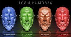 Teoría de los humores de Hipócrates, ¿tú cuál eres?