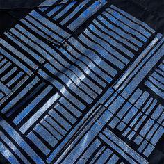 176 отметок «Нравится», 1 комментариев — Carla Fernández (@carlafernandezmx) в Instagram: «#Sneakpeek #FW17 Papel amate collages, created by artisans from San Pablito, Puebla – provided the…»