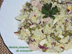 Potato Salad, Potatoes, Bread, Ethnic Recipes, Food, Fragrance, Salads, Potato, Meals