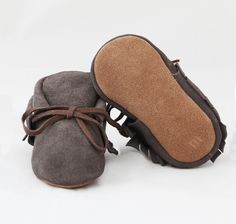 Get these at ministylefinds.com!!! Grey Suede Moccasins