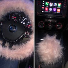 Figure out even more details on future cars. Have a look at our web site. Cute Car Accessories, Car Interior Accessories, Sunglasses Accessories, Fancy Cars, Cute Cars, Fuzzy Steering Wheel Cover, Car Interior Decor, Pink Car Interior, Luxury Interior