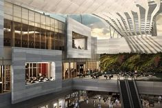 Brickell City Center interior
