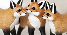 Just Pinned to Badbugs Art / Cute & Funny Graphic Design: Artists Create Extremely Cute Polymer Clay Animals That Will Melt Your Heart > Follow for more updates @ http://ift.tt/1tcr3ea http://ift.tt/2i7rW5G - http://ift.tt/1Ogt3bY #art #design http://ift.tt/2ht2F5i Follow us on Facebook http://ift.tt/1ZBR6Ym