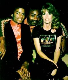Michael&Jane Fonda Oct.31,1979