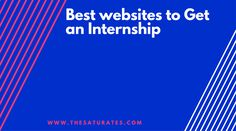 Best Websites For Finding An Internship Cool Websites, Mumbai, More Fun, How To Get, Life, Bombay Cat