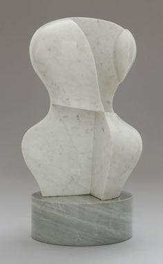 Jean (Hans) Arp. Pre-Adamite Doll. 1964