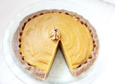 RAW VEGAN PUMPKIN PIE!   #GuiltFree #Scrumptious #Healthy Recipe http://rawyouth.tumblr.com/post/63575021281