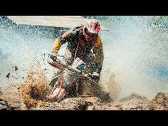Red Bull Romaniacs Carnage Video