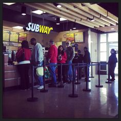 Subway open at Traders Village Grand Prairie, Broadway Shows